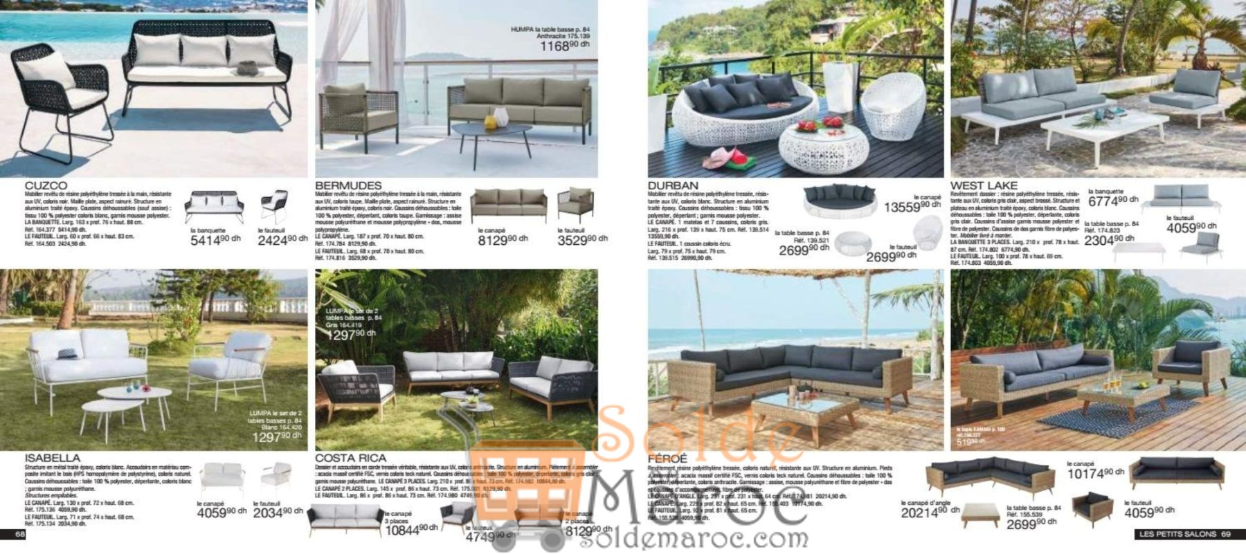 Catalogue Maison du Monde Maroc Outdoor 2018
