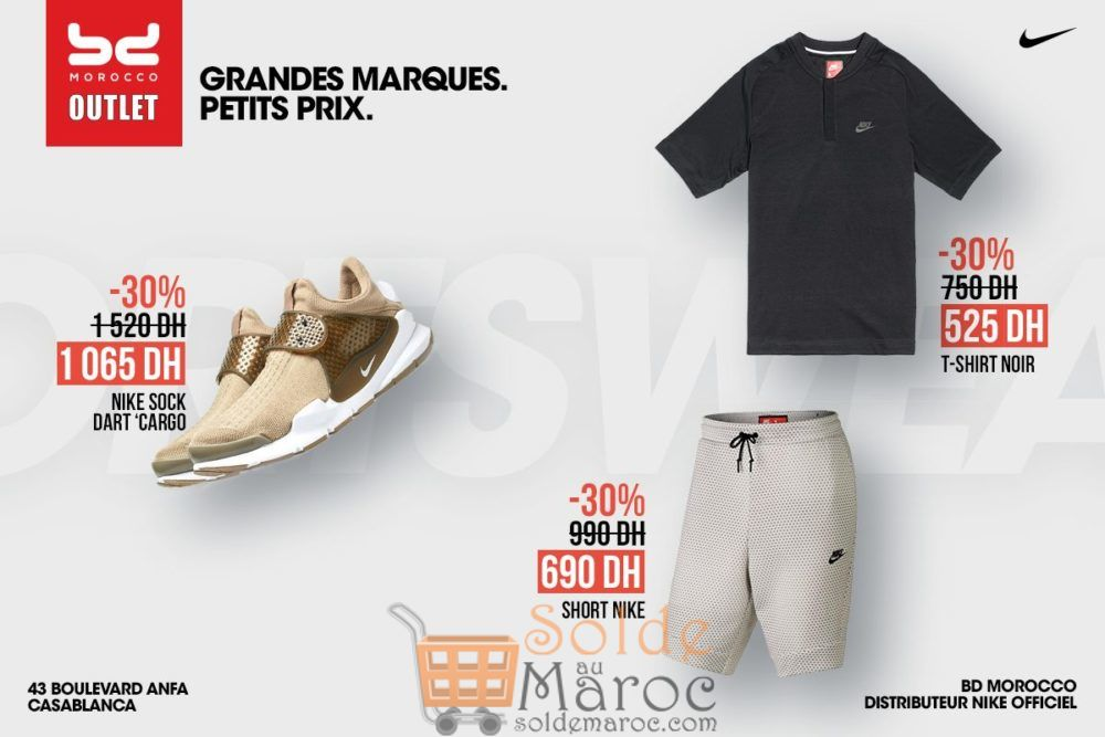 Promo BD Morocco Outlet Articles Nike