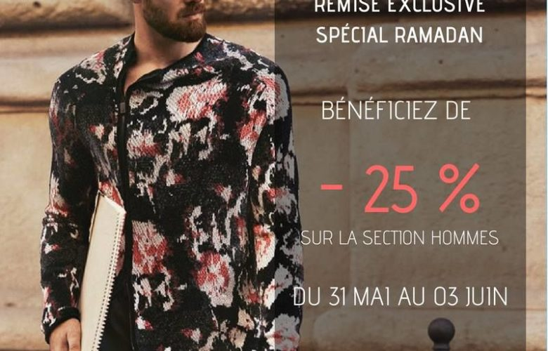 Remise Exclusive Spéciale Ramadan Emporio Armani -25% Section Hommes