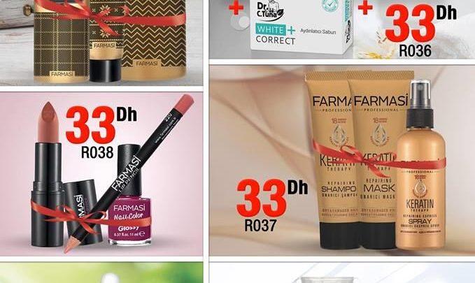 Promo Farmasi Maroc Campagne2* du 16 au 30 Juin 2018