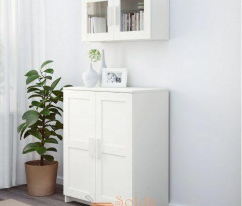 Soldes Ikea Maroc Placard avec portes Blanc BRIMNES 799Dhs au lieu de 1050Dhs