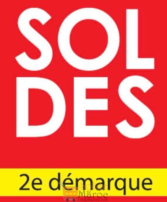 Soldes 2ème Démarque chez Jules Maroc jusqu'à -50%
