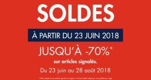 Soldes Kiabi Maroc du 23 Juin au 28 Août 2018 Jusqu'à -70%