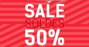 Soldes jusqu'à -50% chez LC Waikiki Maroc