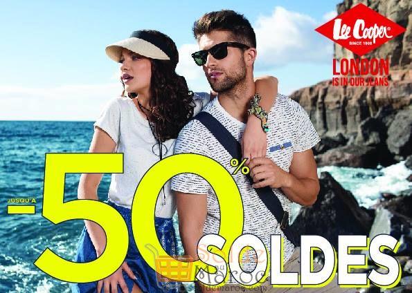 Soldes Lee Cooper Maroc Jusqu'à -50%