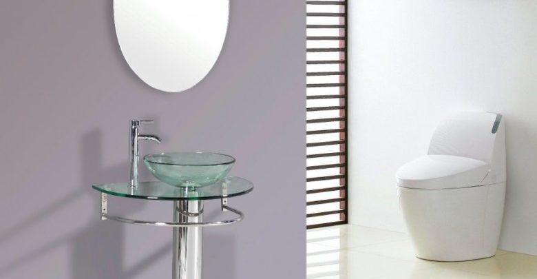 Promo Azura Home MEUBLE DE SALLE DE BAIN AROUCA 1490Dhs au lieu de 3078Dhs