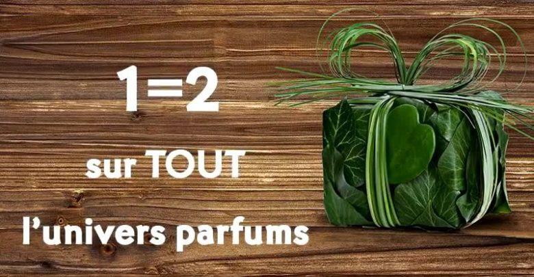 Promo Juin Yves Rocher Cadeau à son Papa 1=2 sur tout l'univers parfums