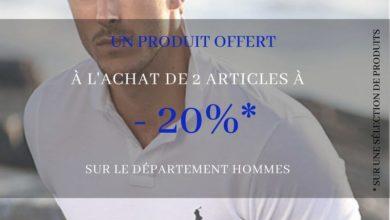 Exclusivité Ramadan chez Ralph Lauren -20% Sélection Hommes