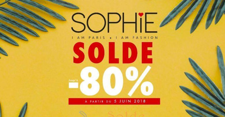 Promo spéciale Sophie Vêtements L' Aid Jusqu'à -80% de réduction