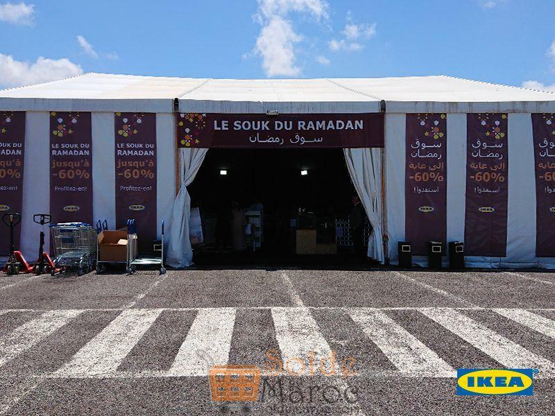 SOUK IKEA Maroc Jusqu'à -60% de réduction