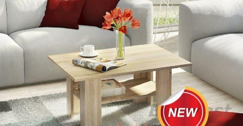 Promo Azura Home TABLE BASSE RONDO 349Dhs au lieu de 600Dhs