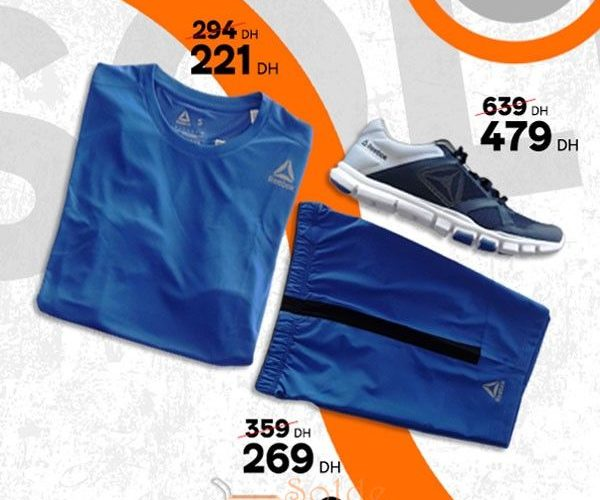 Soldes Sport Zone Maroc Article Fitness pour Homme