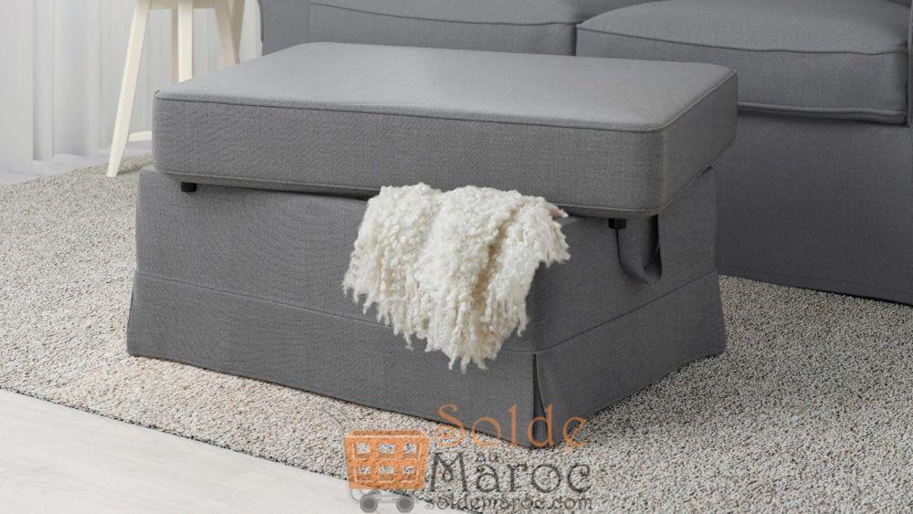 soldes ikea maroc repose pieds ektorp gris fonc nordvalla 995dhs les soldes et promotions du. Black Bedroom Furniture Sets. Home Design Ideas