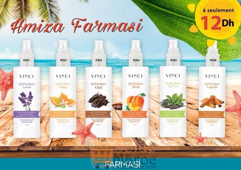 Hmizate Farmasi Maroc aujourd'hui Seulement le 7 Juillet 2018