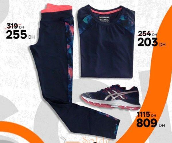 Soldes Sport Zone Maroc Article Fitness pour Femmes