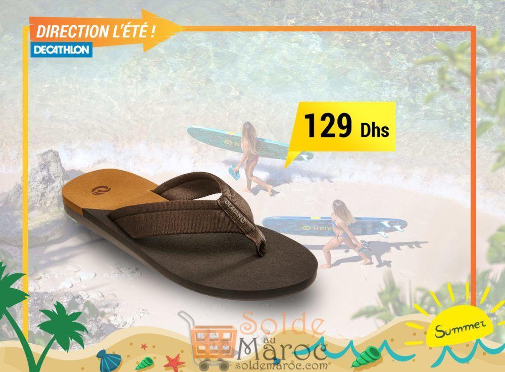 Catalogue Decathlon Maroc Direction l'été 2018