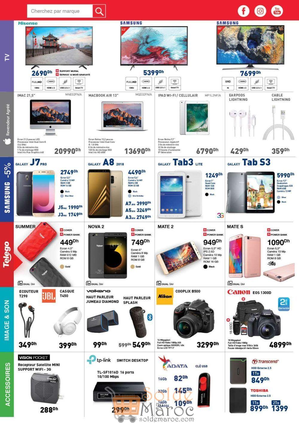 Catalogue Bestmark l'été pour tous
