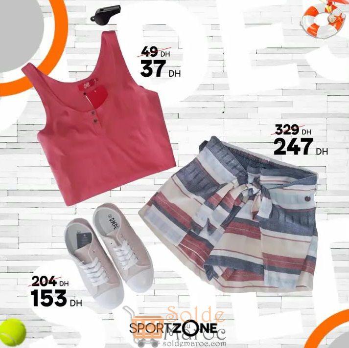 Hmizate Sport Zone Maroc Soldes d'été
