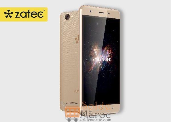 Promo Aswak Assalam SMARTPHONE GRAVITY Zatec 899Dhs au lieu de 1090Dhs