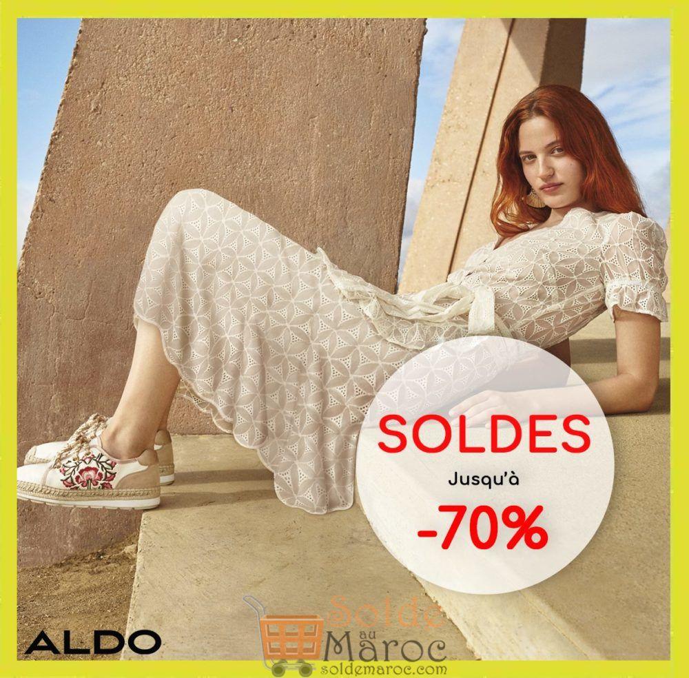 Soldes Aldo Maroc jusqu'à -70%