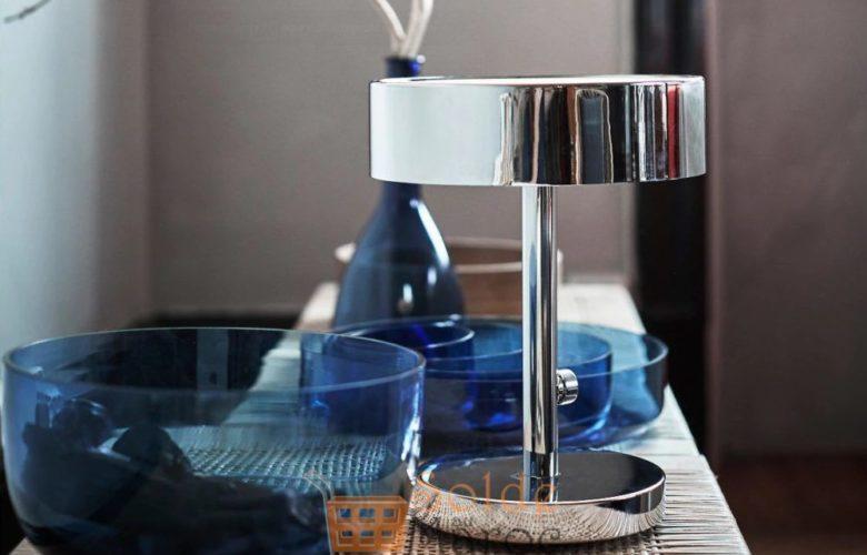 Soldes Ikea Maroc Saladier STOCKHOLM bleu 159Dhs au lieu de 299Dhs