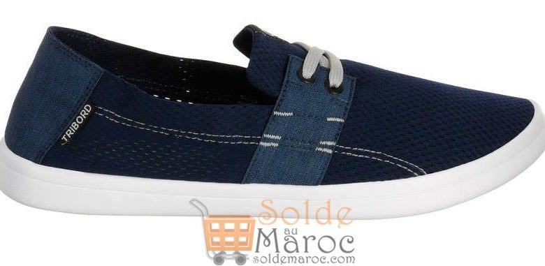 Photo of Promo Decathlon Chaussure Homme AREETA Bleu fonce 119Dhs