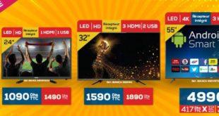 Promo Spéciale TV BIANCA chez Le Comptoir Electro Rabat