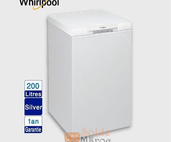 Promo Aswak Assalam CONGÉLATEUR Whirlpool 2399Dhs au lieu 3029Dhs