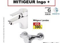 Promo Conquête Mitigeur INGO Lavabo & Douche