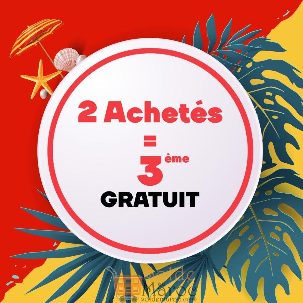 Promo Defacto* Maroc Achetez 3 payez 2