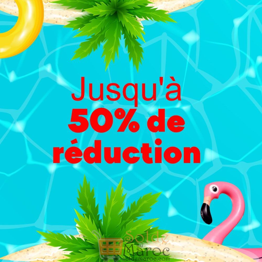 Soldes Defacto Maroc Jusqu'à -50% de réduction