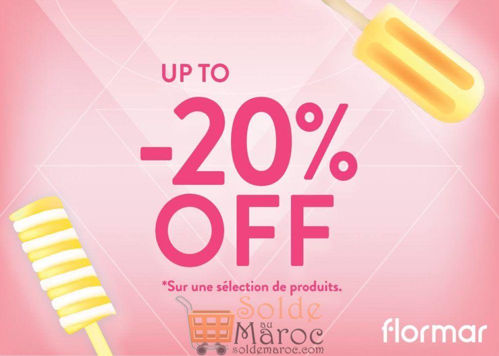Promo Flormar Maroc -20% OFF du 06 au 15 Juillet 2018