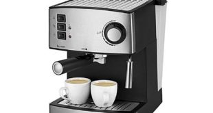 Promo Jumia Clatronic Machine à café et Capuccino Allemand 699Dhs au lieu de 850Dhs