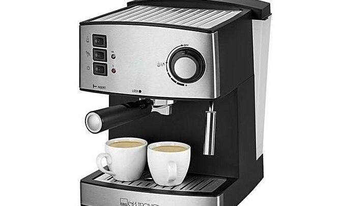 Photo of Promo Jumia Clatronic Machine à café et Capuccino Allemand 699Dhs
