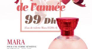 Meuilleur Prix de l'années Eau de toilette MARA de Cristian LAY Maroc