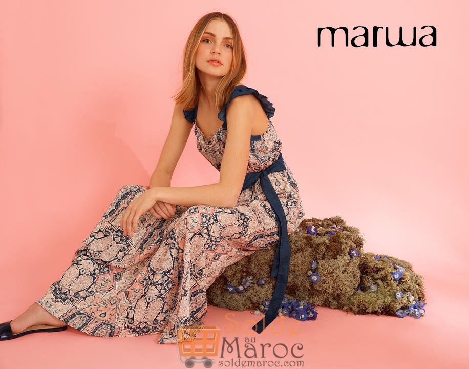 Nouvelle collection été MARWA Maroc