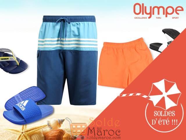 Soldes d'été chez Olympe Store Maroc Remises jusqu'à -50%