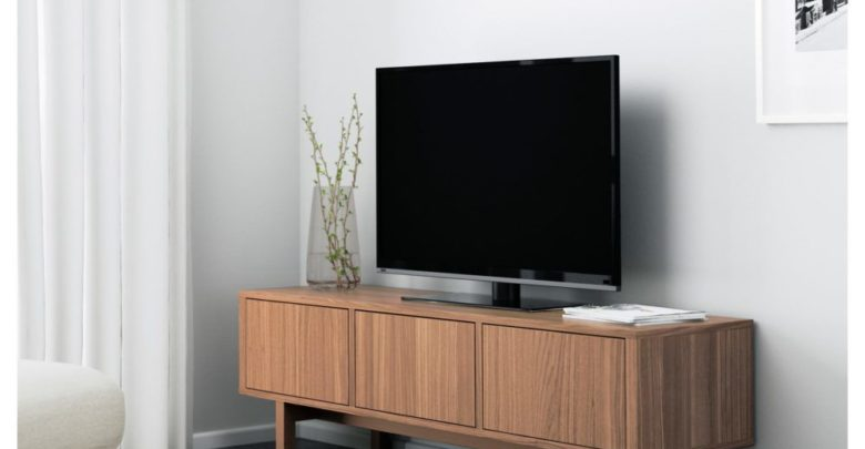 Photo of Soldes Ikea Maroc STOCKHOLM meuble TV placage noyer 3999Dhs