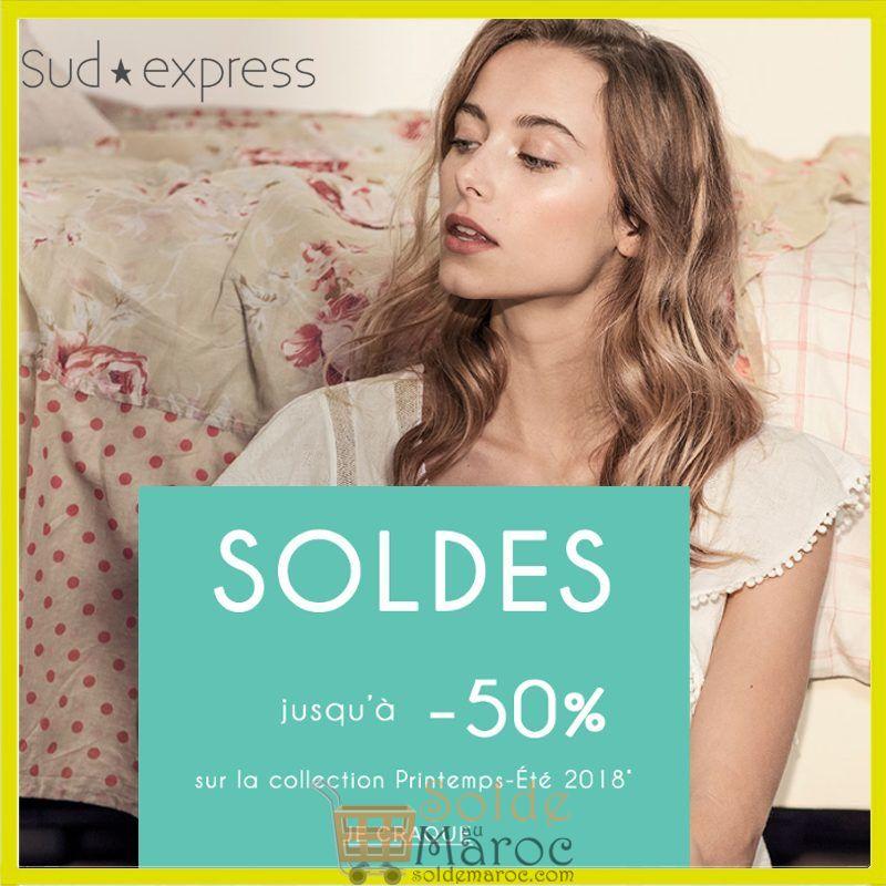 Soldes Sud Express Maroc Jusqu'à -50%