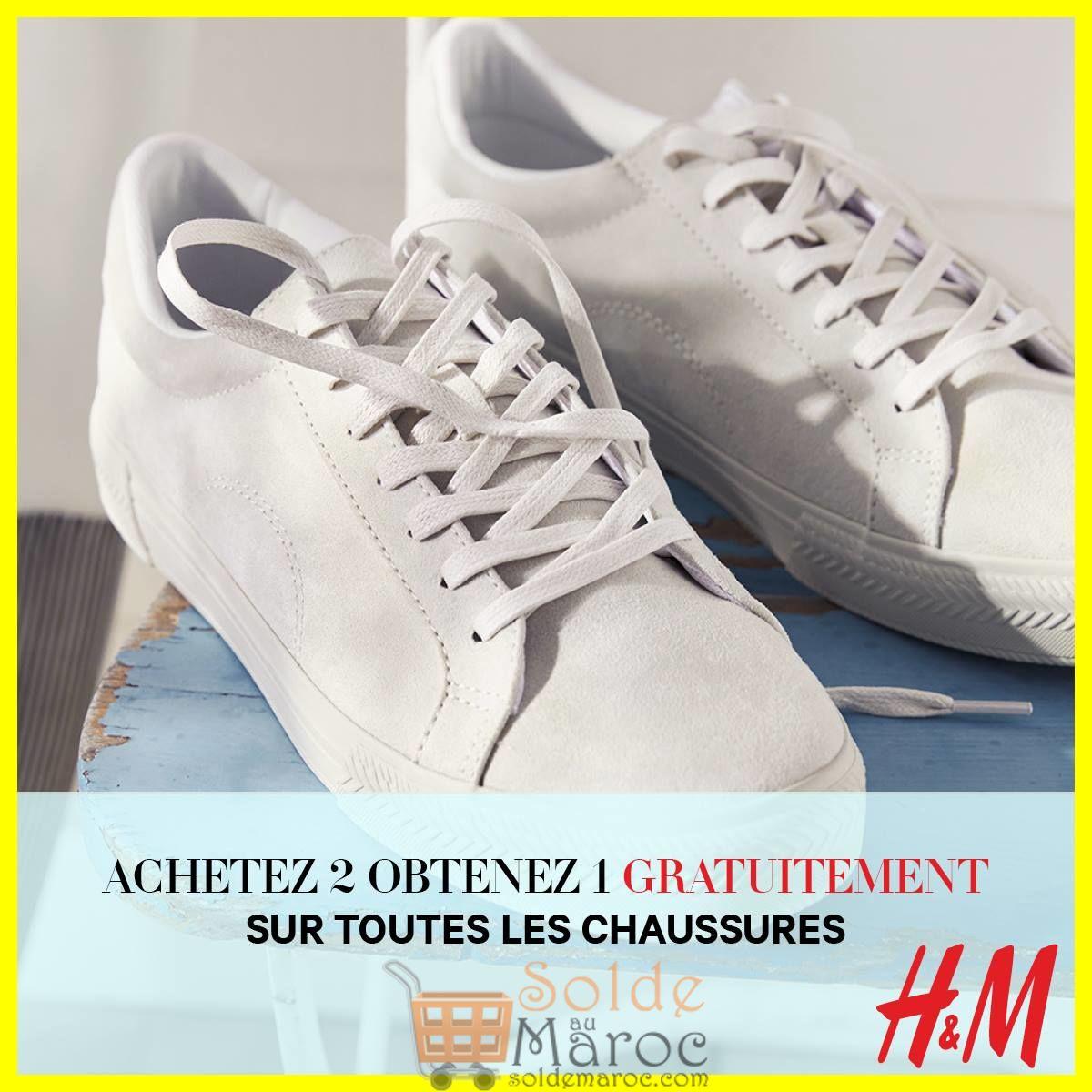 Promo H&M Maroc Achetez 2 Obtenez 1 Gratuitement