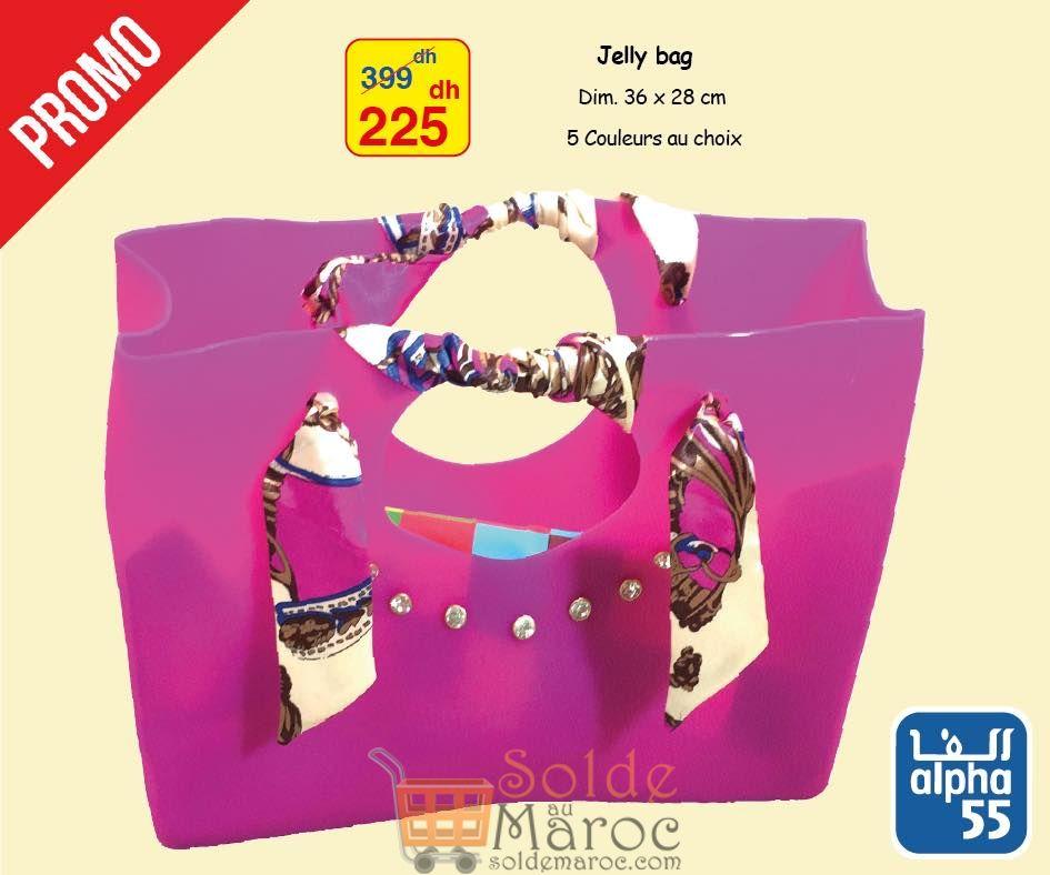 Promo Alpha55 Tendance d'été Sacs pour femmes