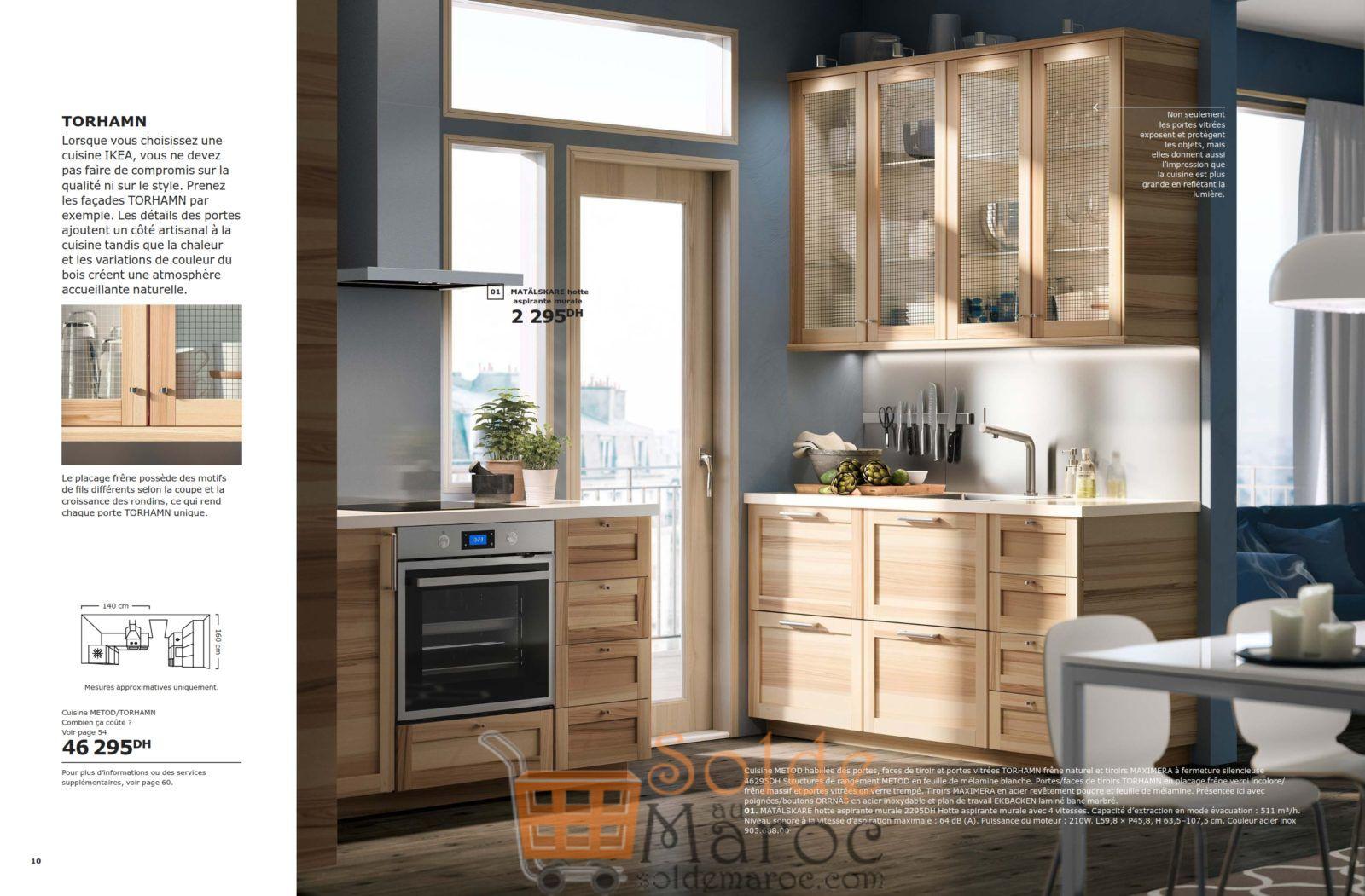 Catalogue Ikea Maroc Cuisines 2019