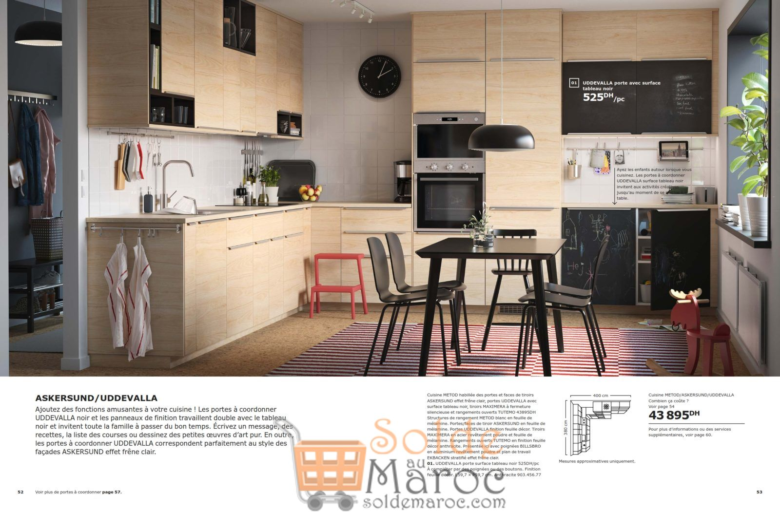 catalogue ikea maroc cuisines 2019. Black Bedroom Furniture Sets. Home Design Ideas