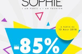 Flyer Sophie Paris Maroc Spéciale عيد الأضحى