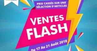 Ventes Flash Aswak Assalam Prix Cassés jusqu'au 21 Août 2018
