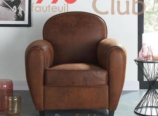 Photo of Promo Azura Home FAUTEUIL CLUB 990Dhs