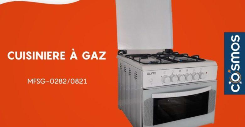 Cosmos Electro Promo Cuisinière à Gaz ELITE 969Dhs au lieu de 1299Dhs
