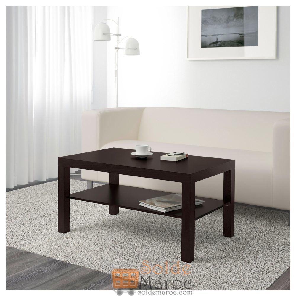 Solde Ikea Marod Table basse LACK 449Dhs au lieu de 549Dhs