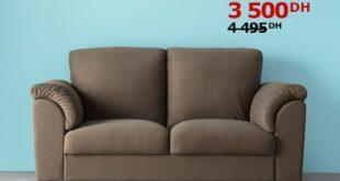 Soldes Ikea Maroc Canapé 2 places TIDAFORS 3500Dhs au lieu de 4495Dhs