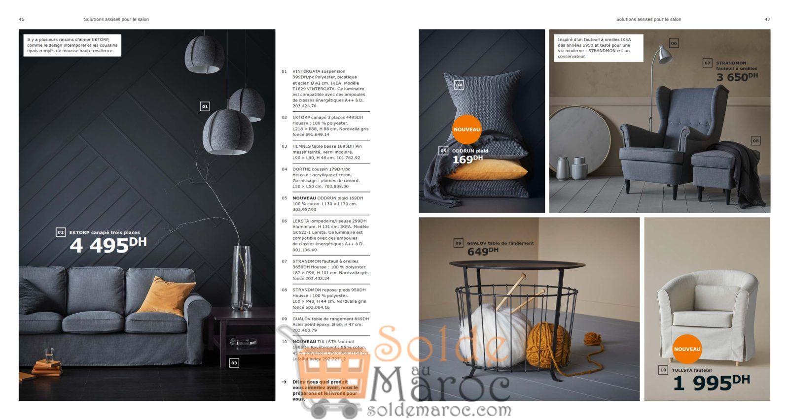 – Et Ikea Solde Du Maroc Catalogue 2019 Maison Promotion A543jRL